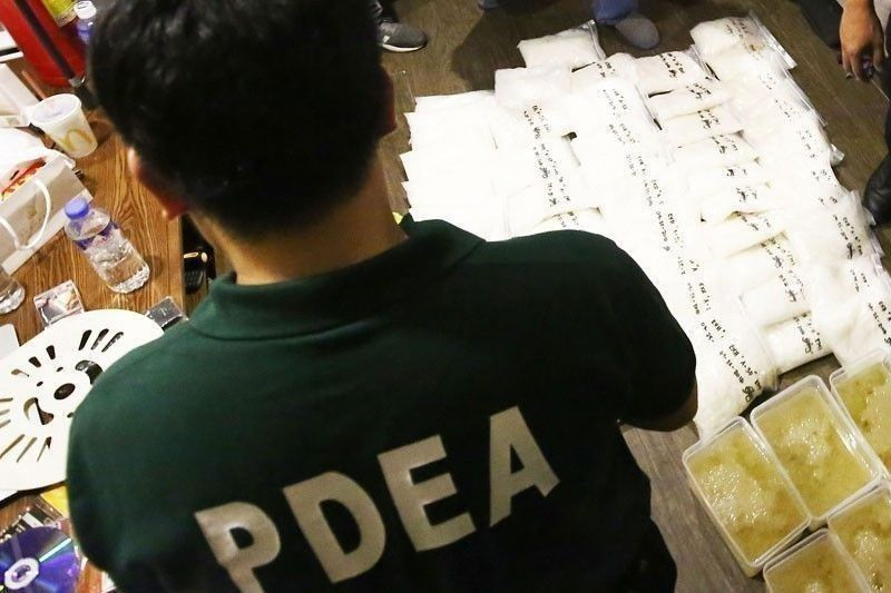 PDEA seizes P34 million shabu in Taguig