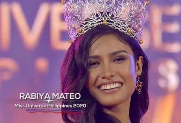 �The best president we never had�: Iloilo�s Rabiya Mateo wins Miss Universe Philippines 2020 with homage to Miriam Santiago