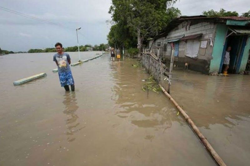 Quinta batters Luzon; thousands displaced