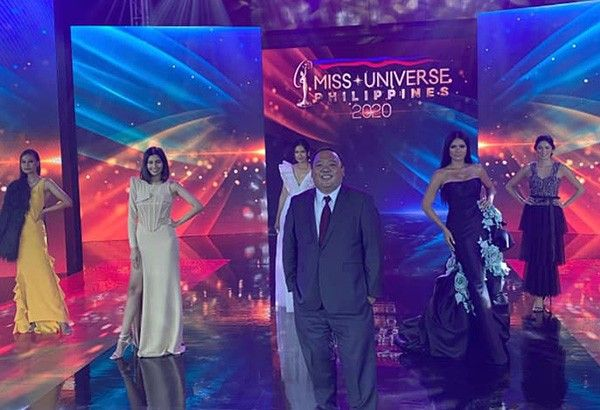 'Kalma ako lang to': Harry Roque shares experience judging Miss Universe Philippines 2020