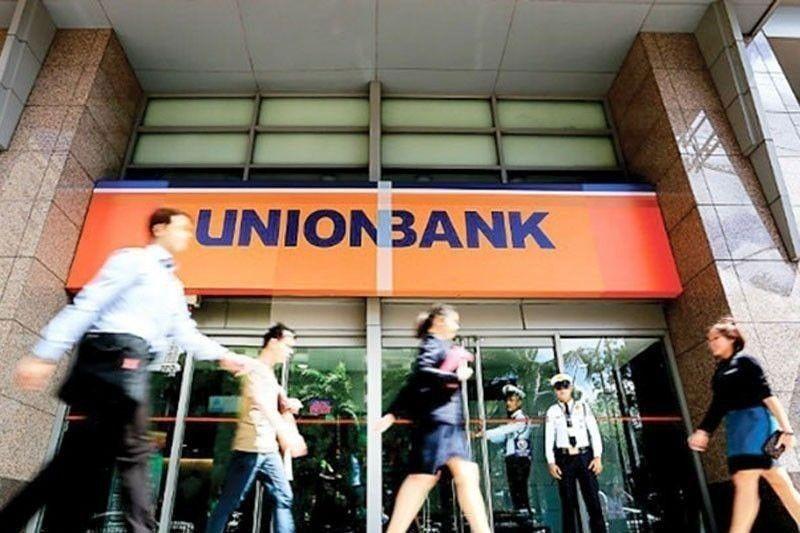 UnionBank net income steady