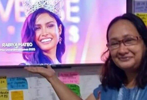 'We made it, Mama and Lola': Miss Universe Philippines 2020 Rabiya Mateo dedicates win to single mom, admits being 'dark horse'