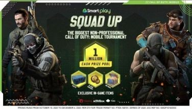 Smart launches Philippines' biggest Call of Duty: Mobile � Garena tournament with 'Smart Play: Squad Up'
