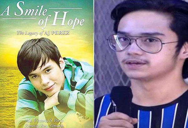 Near All Souls Day, AJ Perez remembered via cornea beneficiary's guesting in 'Eat Bulaga'