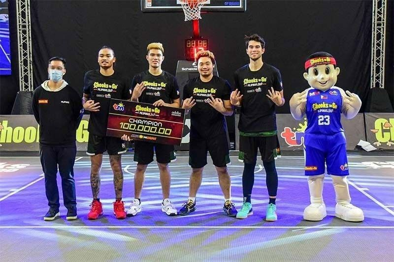 Chooks 3x3 protagonists clash in finale