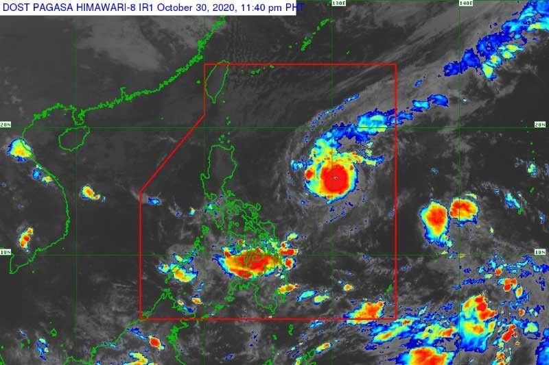 Cebu braces for Typhoon �Rolly�