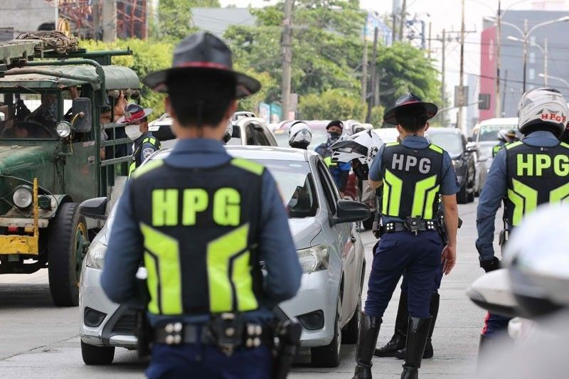HPG to deploy 250 more cops along EDSA