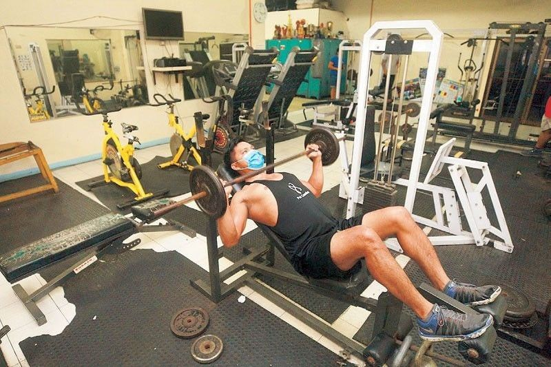 Government hikes capacity for gyms, internet shops
