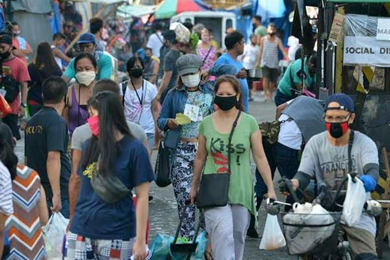 COVID-19 tally breaches 383,000; DOH adds 17,727 recoveries
