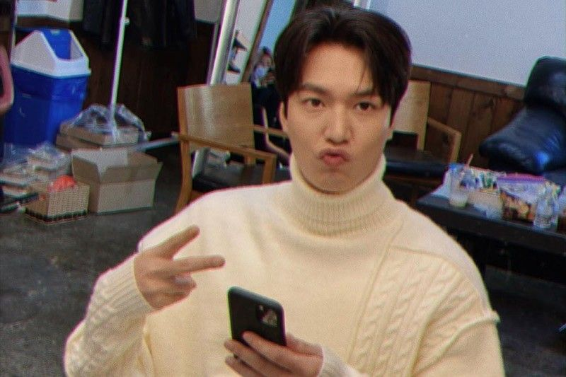 Fans now know Lee Min-Ho's phone passcode, thanks to his new YouTube vlog