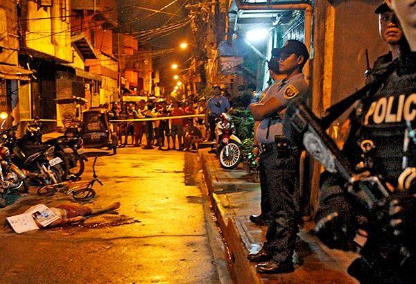 Philippine police figures show grim number of drug war deaths nearing 8,000