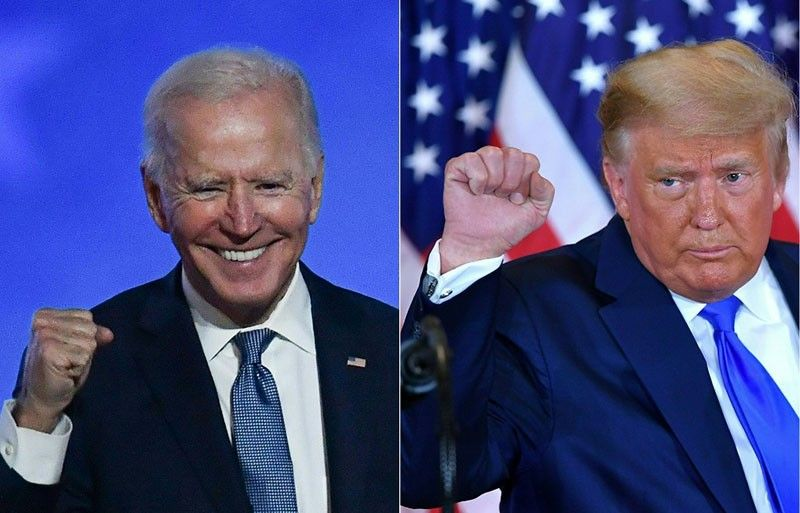 Biden wins White House with 306 electoral votes to Trump's 232 � US media