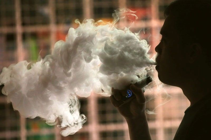 Vaping spreads COVID-19 faster � health experts