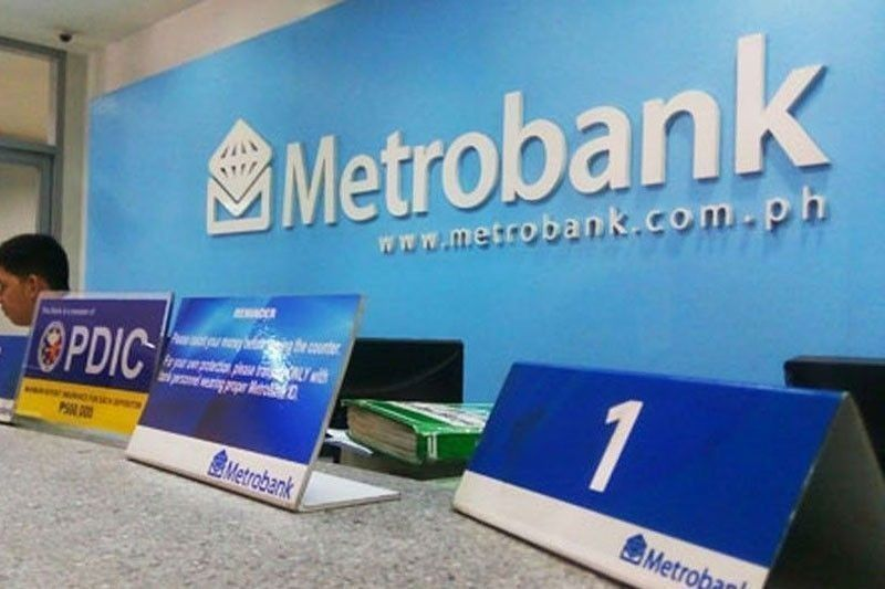 Metrobank online transfers free of charge until year-end