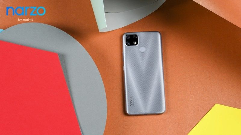 realme PH, no. 2 smartphone brand, launches performance-driven narzo 20 smartphone