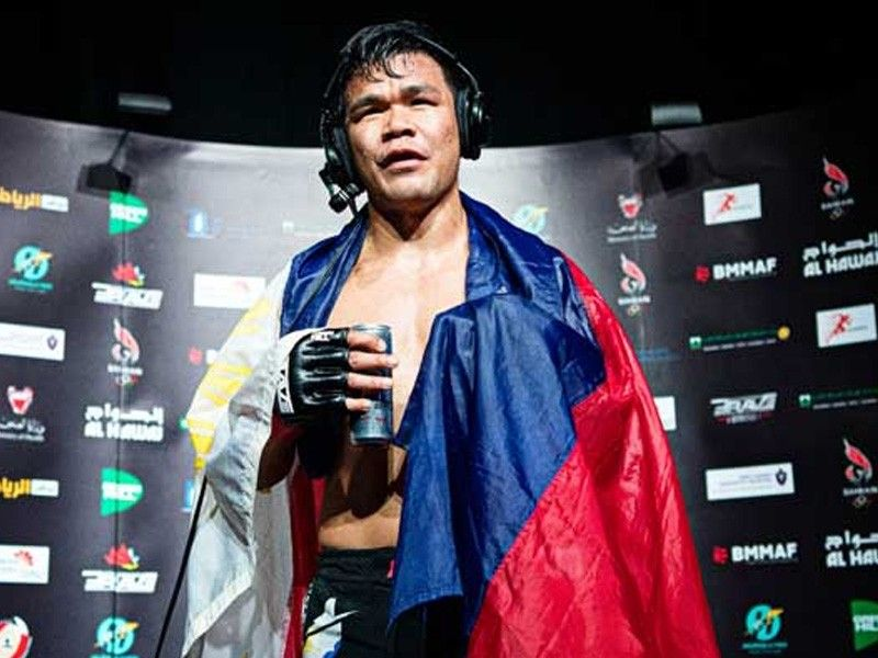 Rolando Dy inks 3-year, 5-bout pact with Brave Combat