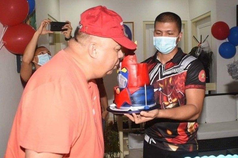 Mañanita complaint languishes in Taguig prosecutor�s office