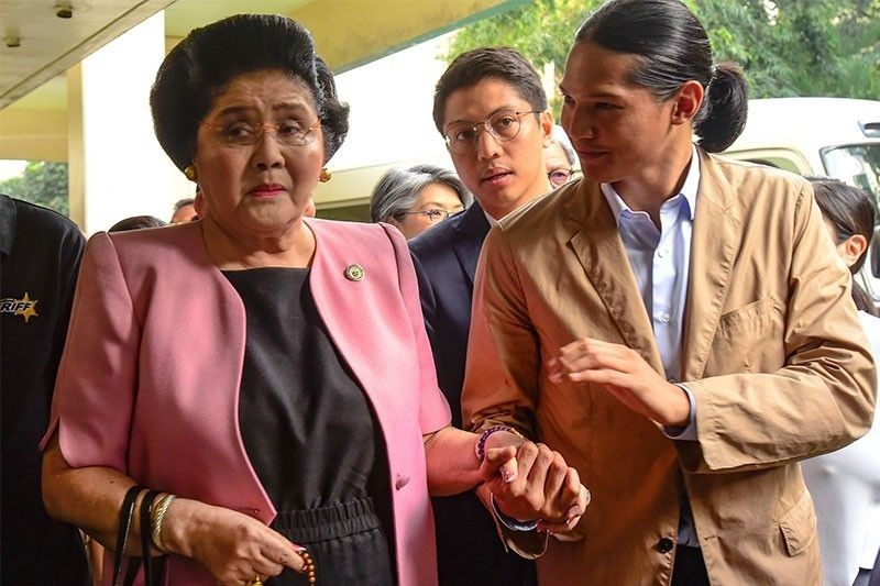 Whatever happened to: Graft conviction of Imelda Marcos