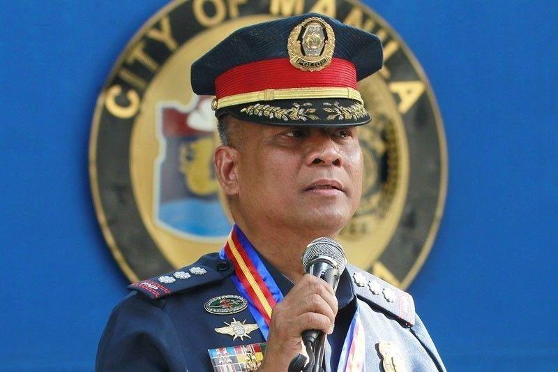 Danao bagong NCRPO chief