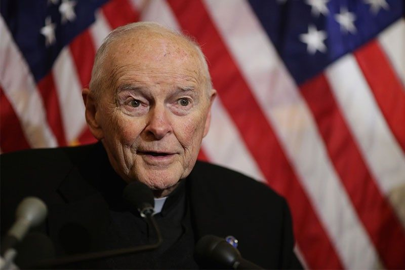 Vatican admits mistakes, denies cover-up of US ex-cardinal abuse