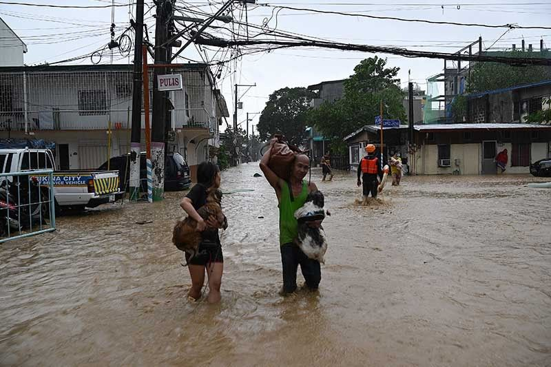 'Ulysses' hit Luzon hard. Here's how you can help