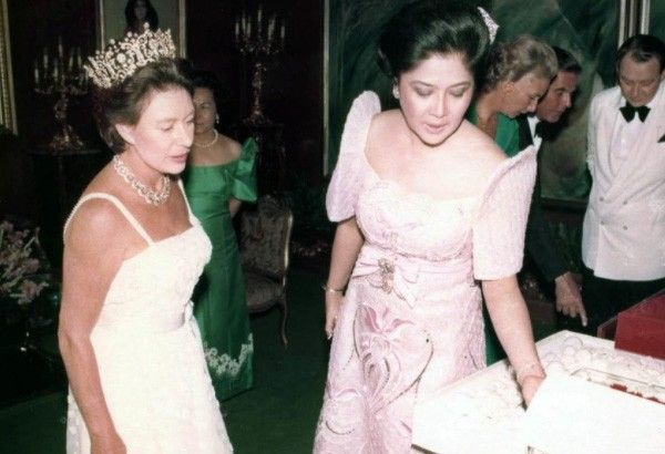 Princess Margaret recalls meeting with Imelda Marcos in new 'The Crown' season
