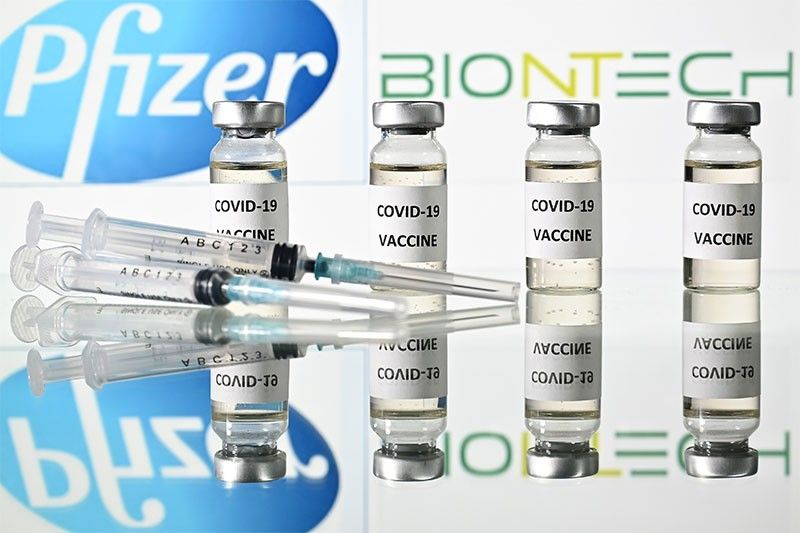 Pfizer, Moderna vaccines seen to arrive in May, June