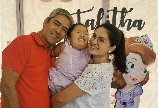 �It�s OK to be OA�: Pauleen Luna on caring for �high risk� Vic Sotto, Talitha
