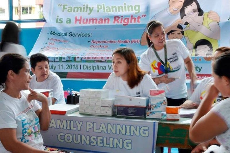 Family planning eyed in disaster, pandemic response