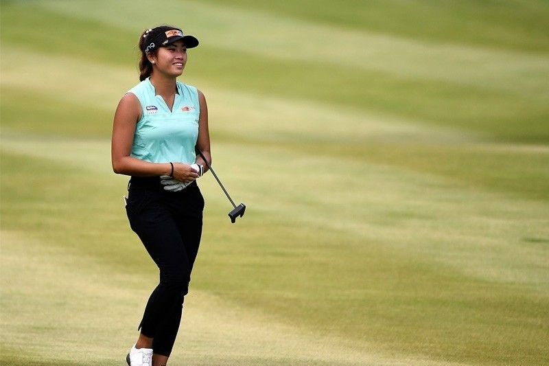 Bianca 34th despite eagle-spiked 69
