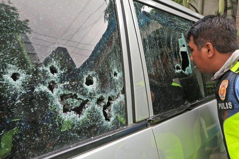 Police captain ng SPD utas sa ambush