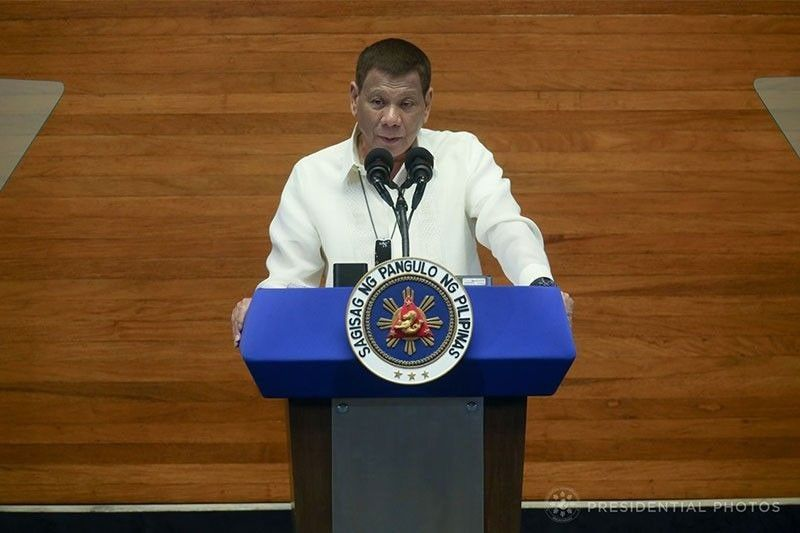 Duterte tells human rights advocates: Look for another fight