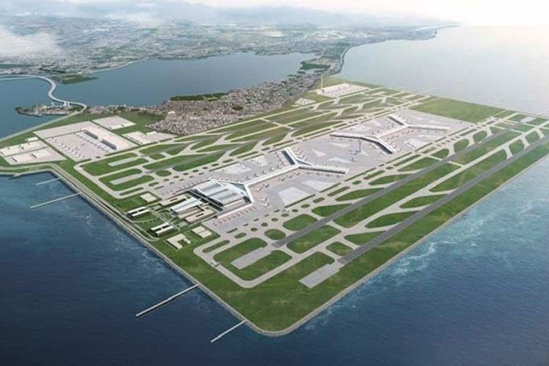 Manila's airport ambitions down from 3 to 1 with Sangley setback