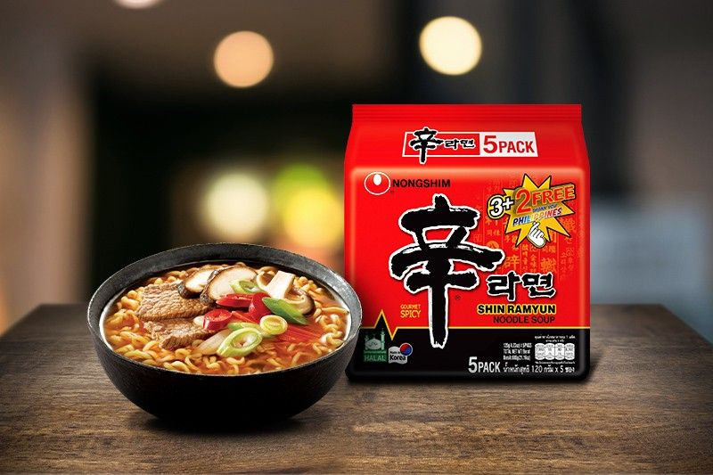 Korea�s top ramyun brand is giving back to Filipinos � Here�s what you need to know