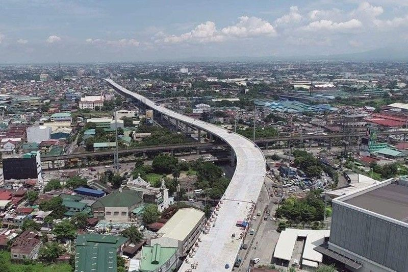 Konstruksyon ng Skyway Extension, balik-operasyon na