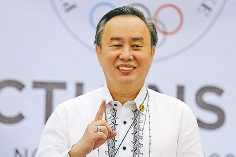 Reelected POC chief eyes unity, Tokyo gold