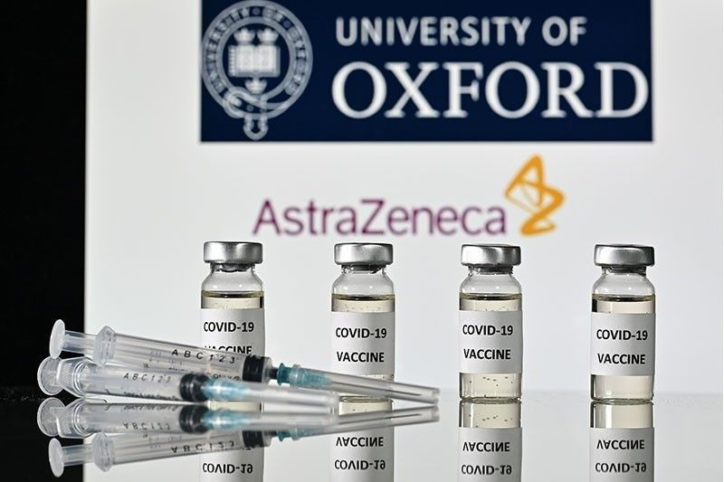 Philippines secures 2.6 million doses of AstraZeneca COVID-19 vaccine