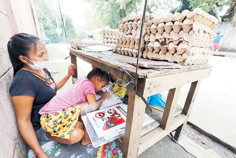 DepEd eyes limited face-to-face classes