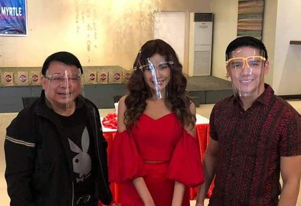 What goes on in a 'new normal' concert: Myrtle Sarrosa, Ferdinand Topacio share experience