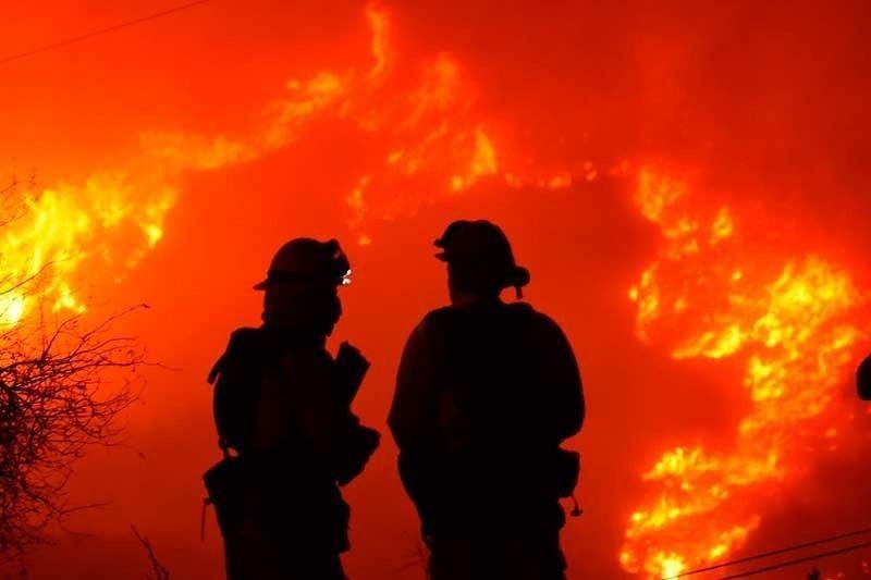 Quezon City slum fire leaves 200 families homeless
