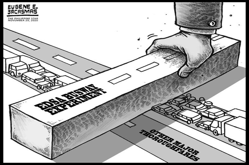 EDITORIAL - Back to traffic