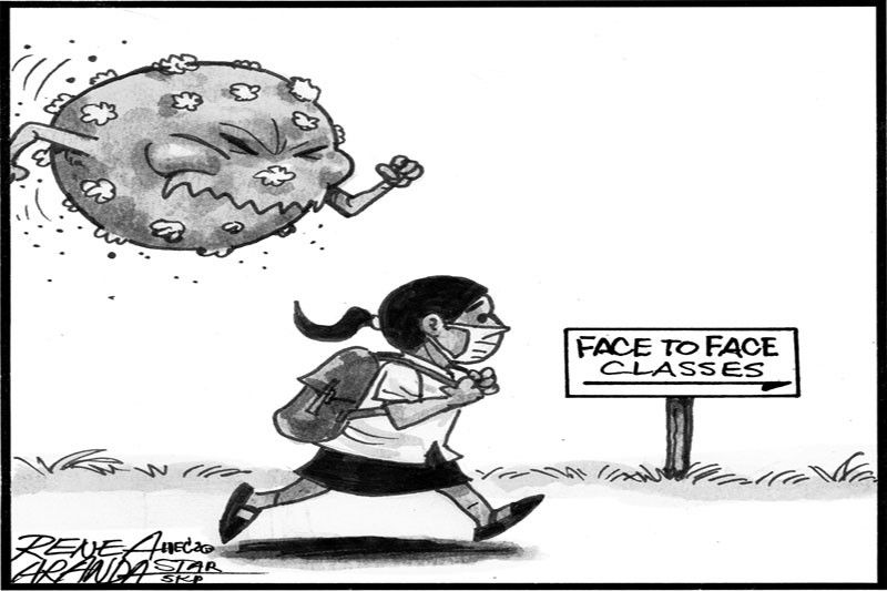EDITORIAL - Face-to-face classes