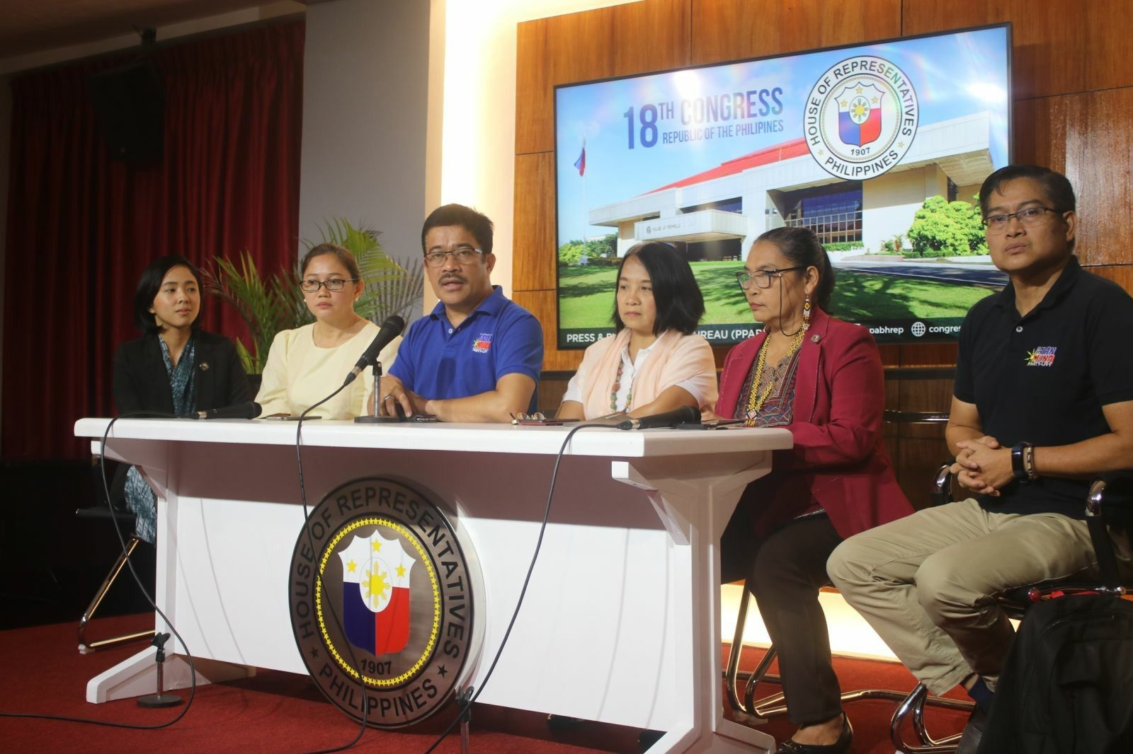 Makabayan bloc wants more heads to roll over red-tagging