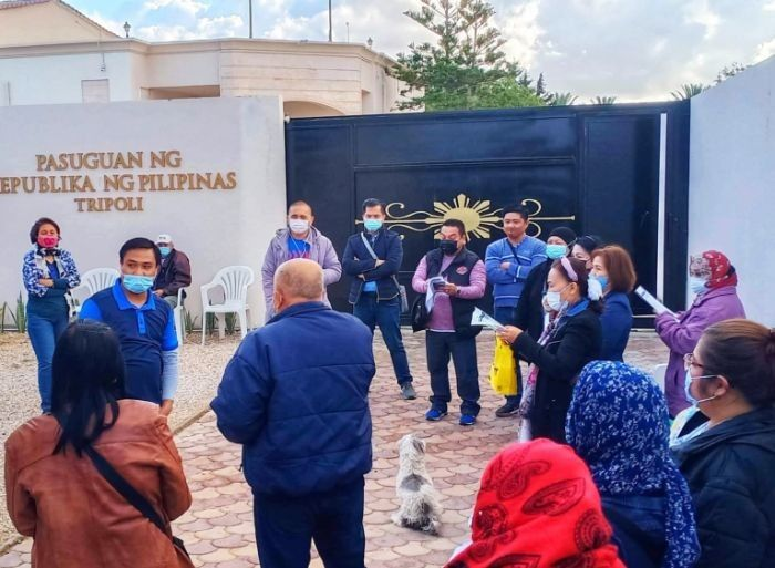 DFA: Nearly 40,000 migrant Filipinos forced home by pandemic in November