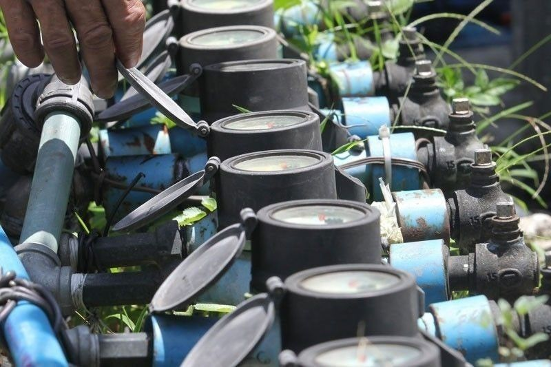 Reduced water rates seen next month
