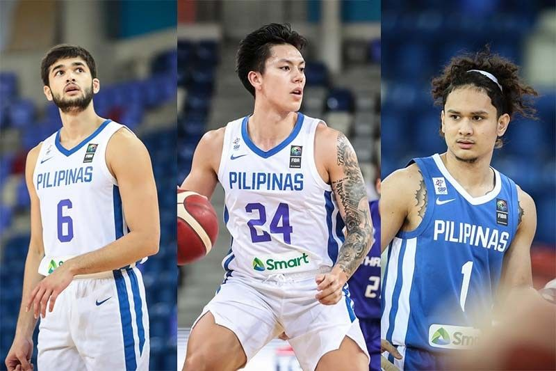 Young Gilas cagers to have shot at roster spots for next window of FIBA Asia Cup qualifiers