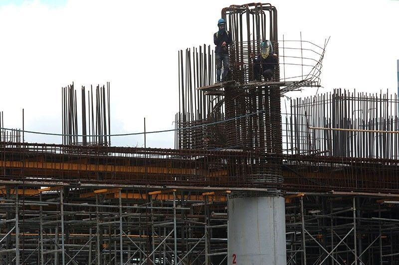 Construction works fall 66% in Q2