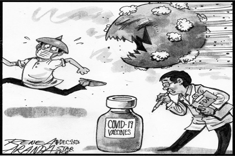 EDITORIAL - Emergency approval