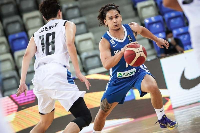 Juan GDL reps Gilas in FIBA's list of top performers in Asia Cup qualifiers