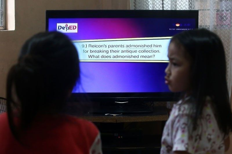 LGUs may use local education fund for distance learning